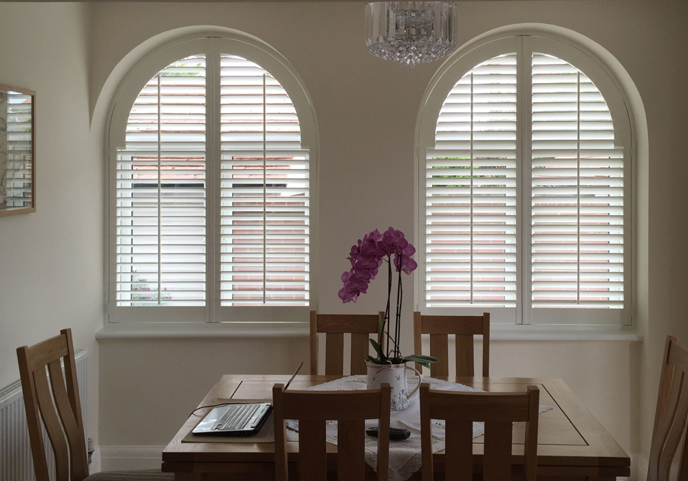 Coastal Shutters in North Foreland