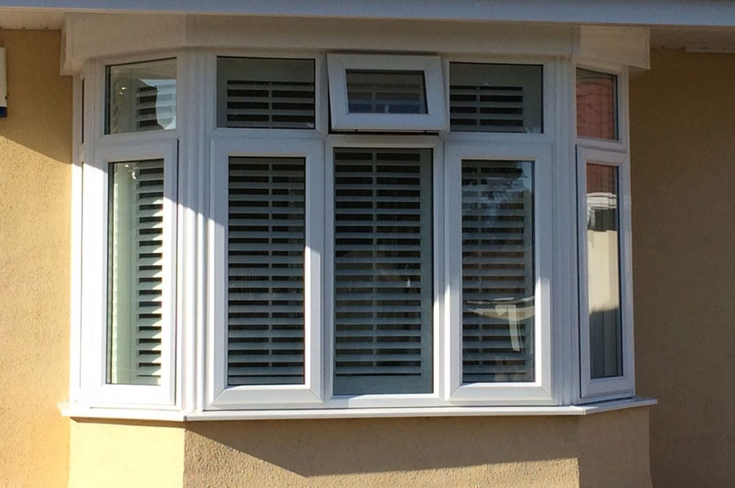 Coastal Shutters installation in Palm Bay